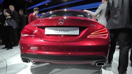 2014! [new] Mercedes Cla Class