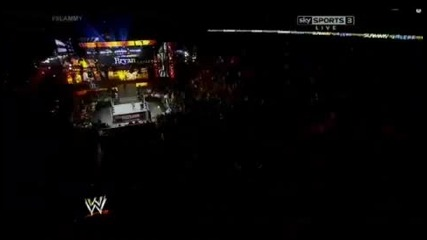 Wwe Raw Slamy Awslerd 2013 Part 2
