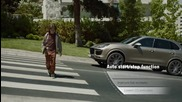 New! Porsche Cayenne - Efficiency