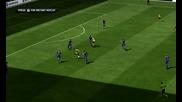 Fifa 13 Красив гол на младока Yassine Benzia