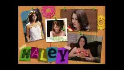 Tree Hill Girls - Brooke, Haley And Peyton