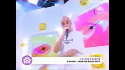 Eklips - The Human Beat Box