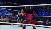 El Torito vs. Jinder Mahal Smackdown, May 30, 2014