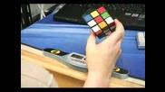Кубчето На Рубик За 11 Сек.