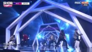 136.0201-1 Pentagon - Intro + Can You Feel It, [mbc Music] Show Champion E214 (010217)