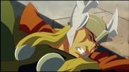Мега дивият анимационен филм Хълк срещу Тор (2009)