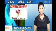 (orbc, Jmba, Gsat) Crwenewswire Stocks to Watch