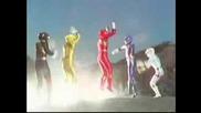 Power Rangers Wild Force Intro