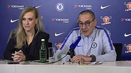 UK: Chelsea's Sarri wary of London rivals Arsenal ahead of Emirates trip