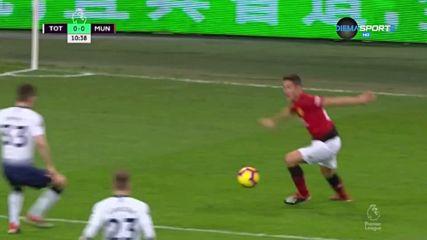 Как Ман Юнайтед срази Тотнъм?