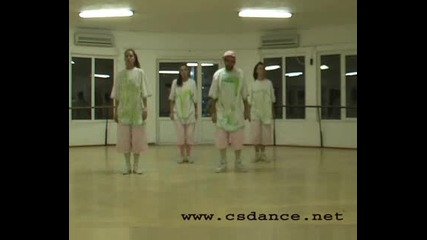 Sds The Center - Танц Anthony Hamilton