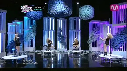 (first Love by Afterschool M Countdown 2013.6.13)