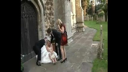 Най - Сакатия Младоженец На Света!