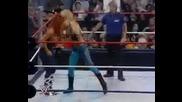 The Great American Bash 2008-Michelle Mccool Vs Natalya(Divas Championship)