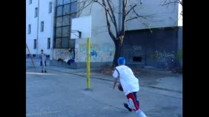 Баскетбол В Училище