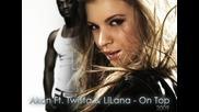 New** Акон ft Twista и Лилана - On Top Cd - Rip