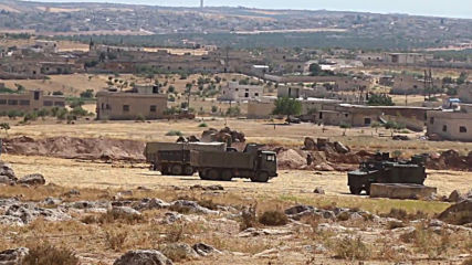 Syria: Turkey establishes observation post near Hish - reports