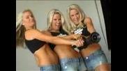 Секси Тризначките - Дахм