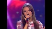 Aleksandra Marjanović - Čuvam te (Zvezde Granda 2011_2012 - Emisija 21 - 25.02.2012)