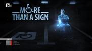 Холограмни изображения в Москва спират не коректни шофьори да паркират на места за хора с увреждания