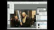 Lightsaber - Мои Първи Видео Урок