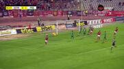 ЦСКА - Лудогорец 0:1 /първо полувреме/