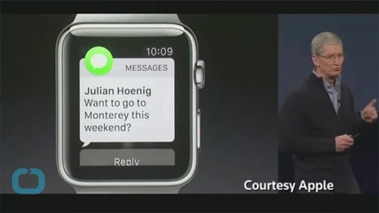 Apple Watch to Hit Stores on June 26