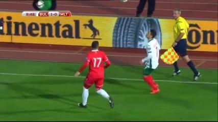 България-Малта 1:1