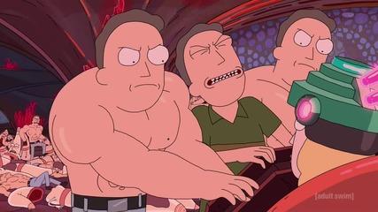 Rick and Morty s02e07 тъп