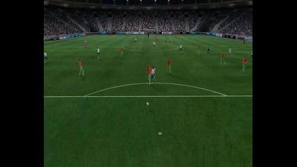 България се излага и в Fifa 11
