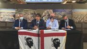 Italy: Puigdemont vows to continue fight for Catalonia's self-determination