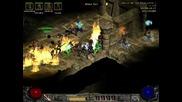 Diablo 2 Co-op Part 18 - Гошо Телепорта