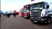 Scania Truck Show in Ljungbyhed 2012
