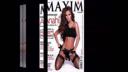 Anahi - Maxim [sexy Bitch *]