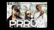 Cosculluela ft. Wisin y Yandel - Prrrum (official Remix)