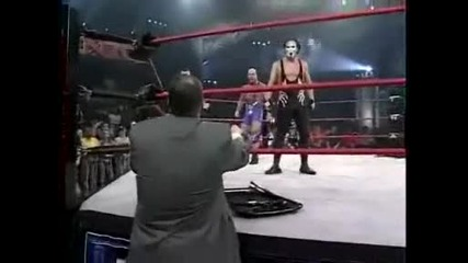 Tna Cage vs. Sting vs. Angle At Sacrifice цц