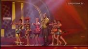 Евровизия 2012 - Молдова   Pasha Parfeny - Lаutar [финал]