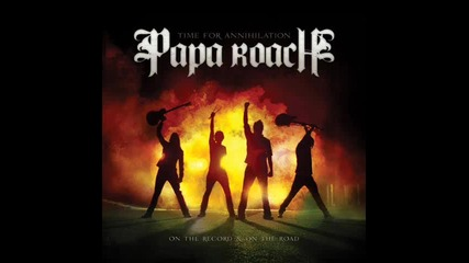 Papa Roach - One Track Mind