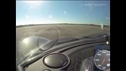 Суперавтомобил постави нов световен рекорд за скорост