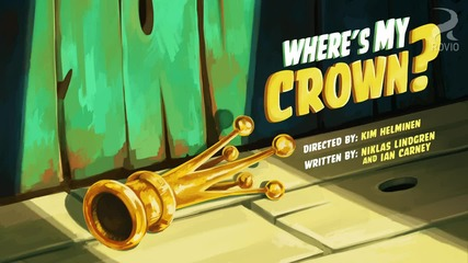 Angry Birds Toons - s01e02 - Where's My Crown