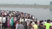 India: At least 19 dead and many more missing after boat capsizes on the Yamuna