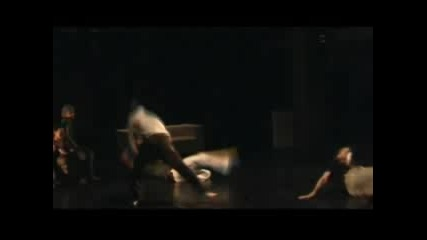 Sofia Dance Week 2008. Сцена от спектакъла на Ciplak Ayaklar - Engin-ar
