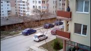Бурен вятър в Търново