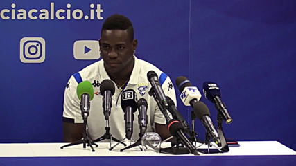 Italy: Former Marseille striker Mario Balotelli joins hometown side Brescia