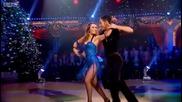Rachel Stevens and Vincent Simones showdance - Bbc