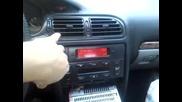 pukane v kolonite Peugeot 406