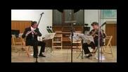 M. Castelnuovo - Tedesco - Sonatina for flute & guitar op.205 , 3 movt.