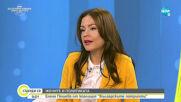 """ЖЕНИТЕ И ПОЛИТИКАТА: Елена Пешева от коалиция """"Българските патриоти"""""""