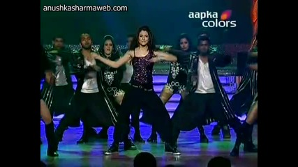 Anushka Sharma's performance at Global Indian Film Tv Honours 2011 - Youtube