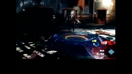 Геймплей на Зомбитата в Call of Duty Black Ops
